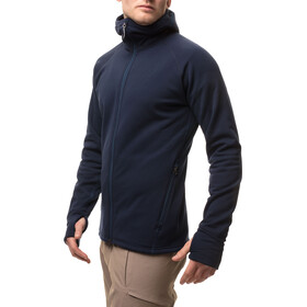 Houdini Power Houdi Jacket Herre blue illusion